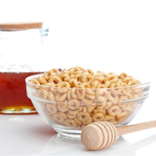 Honey Circle Cereal