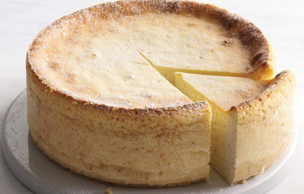 Cheesecake (Graham Crust)
