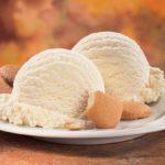 glace à la gousse de vanille