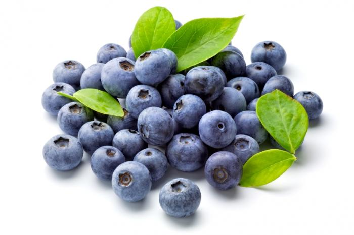 bleu blueberrie
