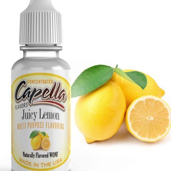 citron juteux