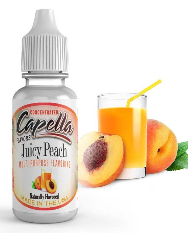 Juicy Peach capella