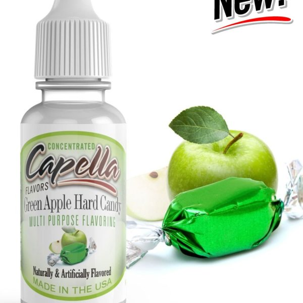 Green Apple Hard Candy