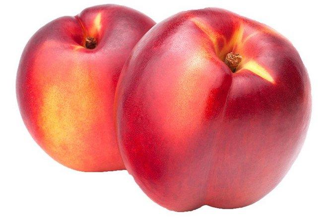 Red Juicy Peach