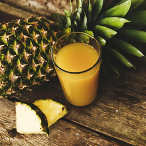ananas juteux